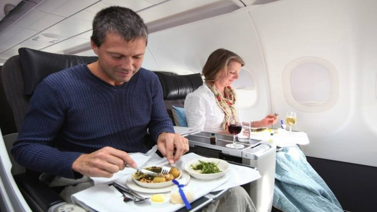 Avoid Eating Travel Troubles