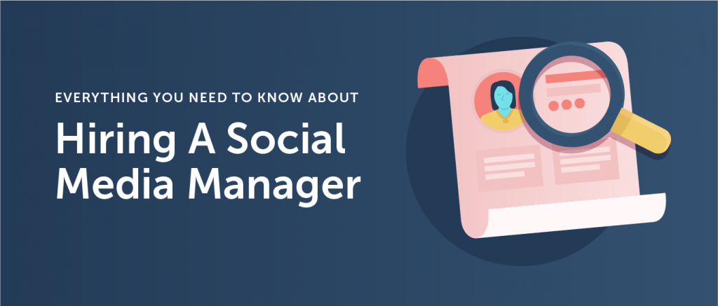 Benefits of Hiring a Small Business Social Media Manager